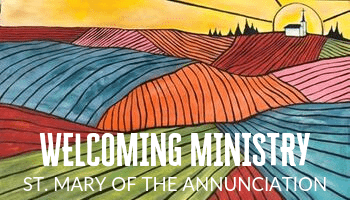 Welcoming Ministry Box