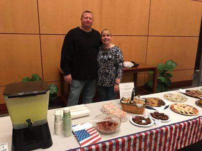 Veteran's Day Celebration 2017