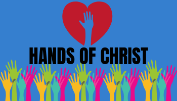 Hands of Christ Ministry Box