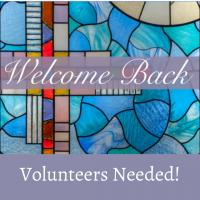 Greeting Volunteers needed (1)
